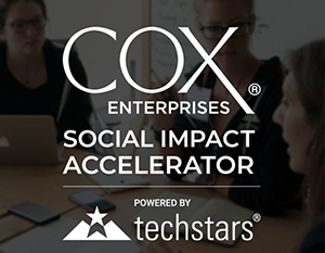 Techstars for Social Impact Announcement