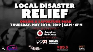 From Inside Radio: Cox Tulsa Mounts 13-Hour Fundraiser To Support Red Cross After Flooding