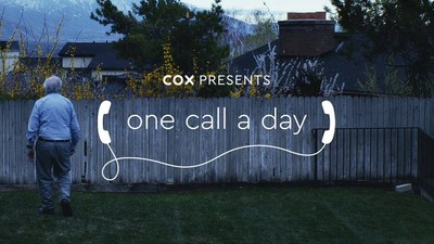 Cox Curbs Loneliness for Older Adults with One Call a Day