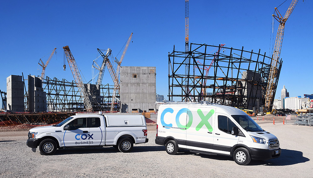 Cox Clinches Deal for Raiders Stadium