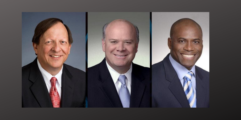 Cox Leaders Named to New Roles