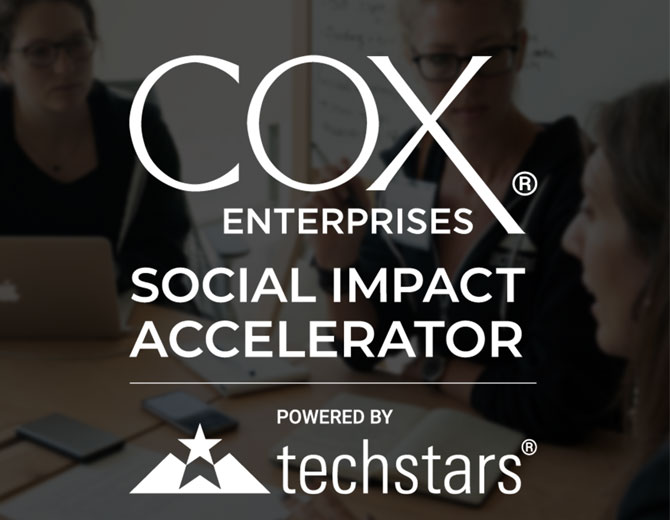 A New Cox, Techstars Partnership