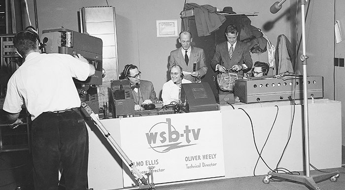 WSB-TV On Air