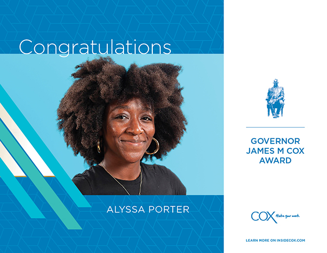 Recognizing Our Best: Alyssa Pointer